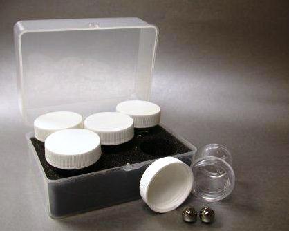 15 ml Polycarbonate Vial Set