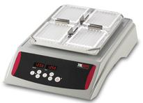 Small microplate shaker
